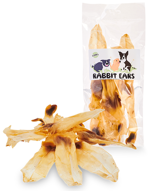 Dried Rabbit Ears